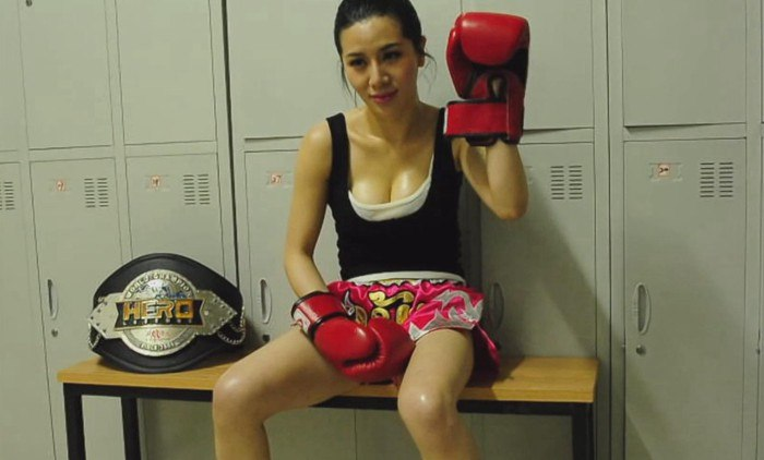 [Ugirls尤果网]HD视频 2014-05-16 娇娇女为爱出战泪洒擂台之杜乔(一)[2V/725M]